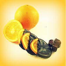 agustin  melo naranja y chocolate