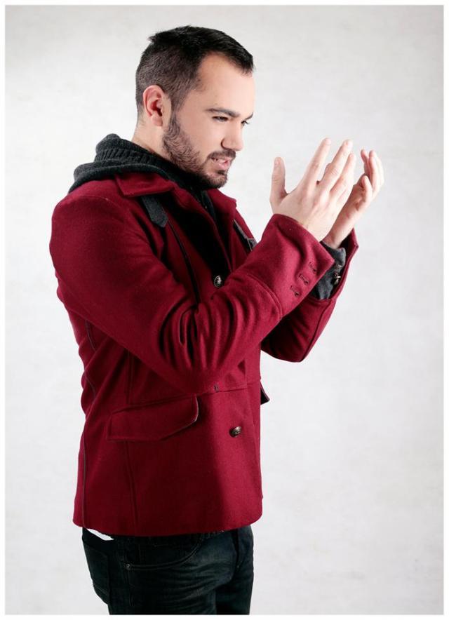 modelo masculino agustin melo argentino 2013 casting